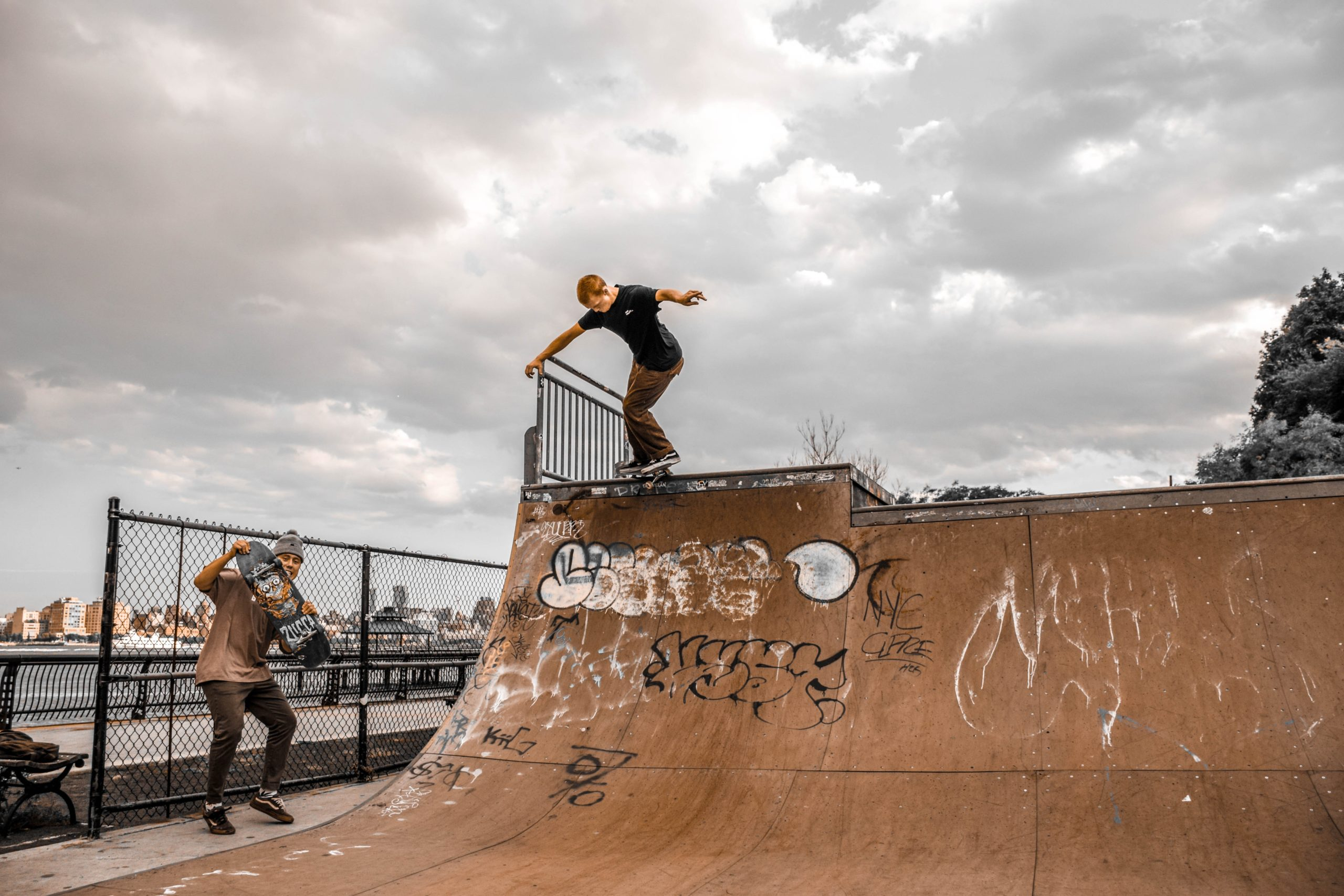 Rules Of Conduct For Skaters At A Skate Park
