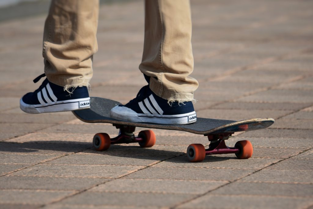 Enjoy Your Life Fully By Riding on The Skateboard